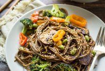Stir-fry&Noodle Recipes