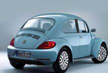 New VW Beetle / New VW Beetle. Dream car.