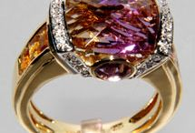 Ametrine / Ametrine Rings & Jewelry