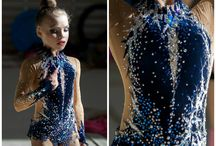 leotards rhythmic gymnastic