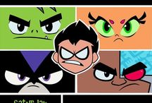 Teen titans birthday