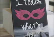I'm a teacher. What's your super power?
