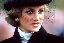 Diana, Princess of Wales / British Royalty