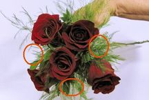 How to make bouquets