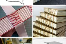 The Tie That Binds.... / Bookbinding ideas of all shapes and sizes