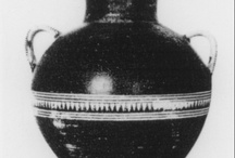 Céramique géométrisante, protoattique et protocorinthienne