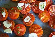 Tomaten / Salat