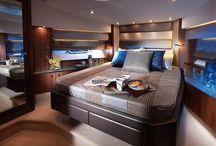 Luxury Yacht and Interior