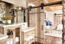Happier Barn Doors / by Your Total Renovation