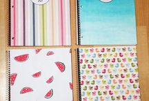 DIY Back to School ♥