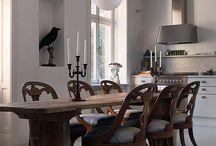 Dining Room Table / by Vlad Gorenshteyn