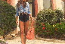 Isabel Goulart style
