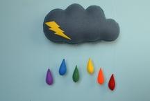 I love a Rainy Day! / They call me the Forecastress.