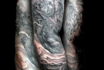 tattoos - sleeves