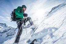Mammut Skitouring / by Mammut