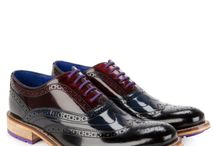 The man shoe board