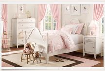 Kids' Rooms - Pink / We all know pink is the colour of choice for many girls when it comes to decorating their bedroom. Will it be pretty pastel pink or sassy hot pink though?