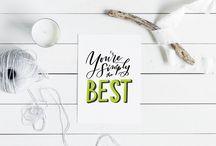 Encouragement Cards- Adventure of Letters