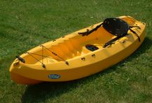 Velocity I / The Velocity I is a recreational sit-on-top kayak, ideal for teens and smaller adults.