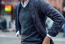Classic style. Mens fashion