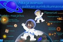 YMLU 1-2 avaruus