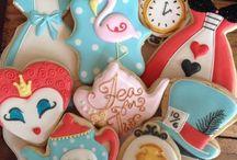 Μπισκότα ζάχαρης Αλίκη
