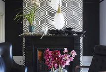 unique fireplace designs