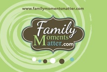 Family Moments Matter / A line of all natural products that are safe for family and pets. Great prices and the best part you shop from home!