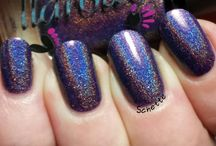 Colors by llarowe - Customs / These are custom shades especially created for the CbL fan groups or for individuals wishing a customized polish made to their specifications.
