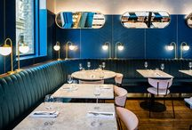Clerkenwell Grind — Pinterest UK Interior Awards 2018 / Clerkenwell Grind has been shortlisted for the Best of Pinterest UK Interior Awards 2018 in the Best Restaurant Design category! Good luck to all the nominations! It's great to be part of a great platform. Photography by Paul Winch-Furness