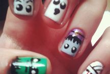 Nails - Halloween / by Emma Harrison