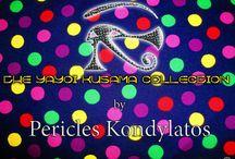 """The """"Yayoi Kusama"""" Collection / The """"Yayoi Kusama"""" Collection by Pericles Kondylatos"""