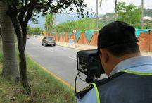 Control de Velocidad con radar en Bucaramanga