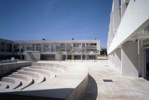 RM 1995 Espace Pitôt Montpellier, France 1988 - 1995 / RICHARD MEIER