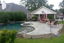 Family house in Montgomery TX