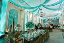 Salones / ¿Quieres decorar un salon de fiesta y no sabes como? toma idea de estos hermosos salones de fiesta