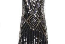 GATSBY 20's Flapper Dresses