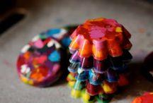 Kids Crafts / by Amy Kramer
