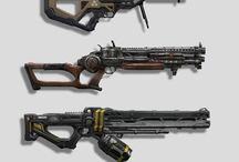 Weapons & Things