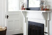 Fireplaces / by Lana Sammons