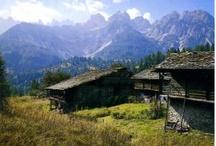 ▲ Forni di Sopra ▲ / Forni di Sopra - Dolomiti - Carnia