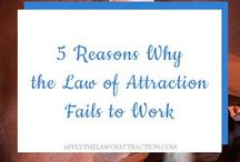 The law od attraction