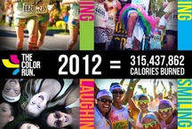 Color Run LOVE / by Leslie Fummerton