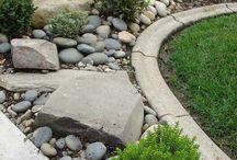 Gartengestaltung mit Steinen | Steingärten