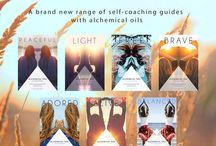 Alchemical You Packages / How do you want to feel? Let your feelings lead the way. Adored. Alive. Balanced. Brave. Free. Light. Peaceful. http://www.sacredself.com.au/product-category/alchemical-you/ / by Michelle M McGrath