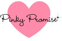 Pinky Promise Accessories! / An organization that I founded-- a Promise to honor God with your body and your life. Join the movement! www.pinkypromisemovement.com