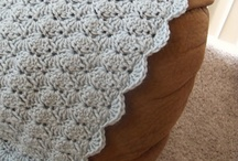 crochet afghans / by Wendy Crabtree