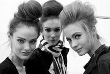 Fancy updos / Hair updos