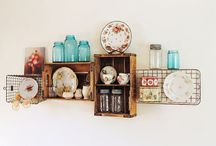 2nd Time Around / Trash to treasure - redo, transform or repurpose yard sale, thrift store, flea market finds.