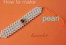 Creazione di gioielli / Br perle